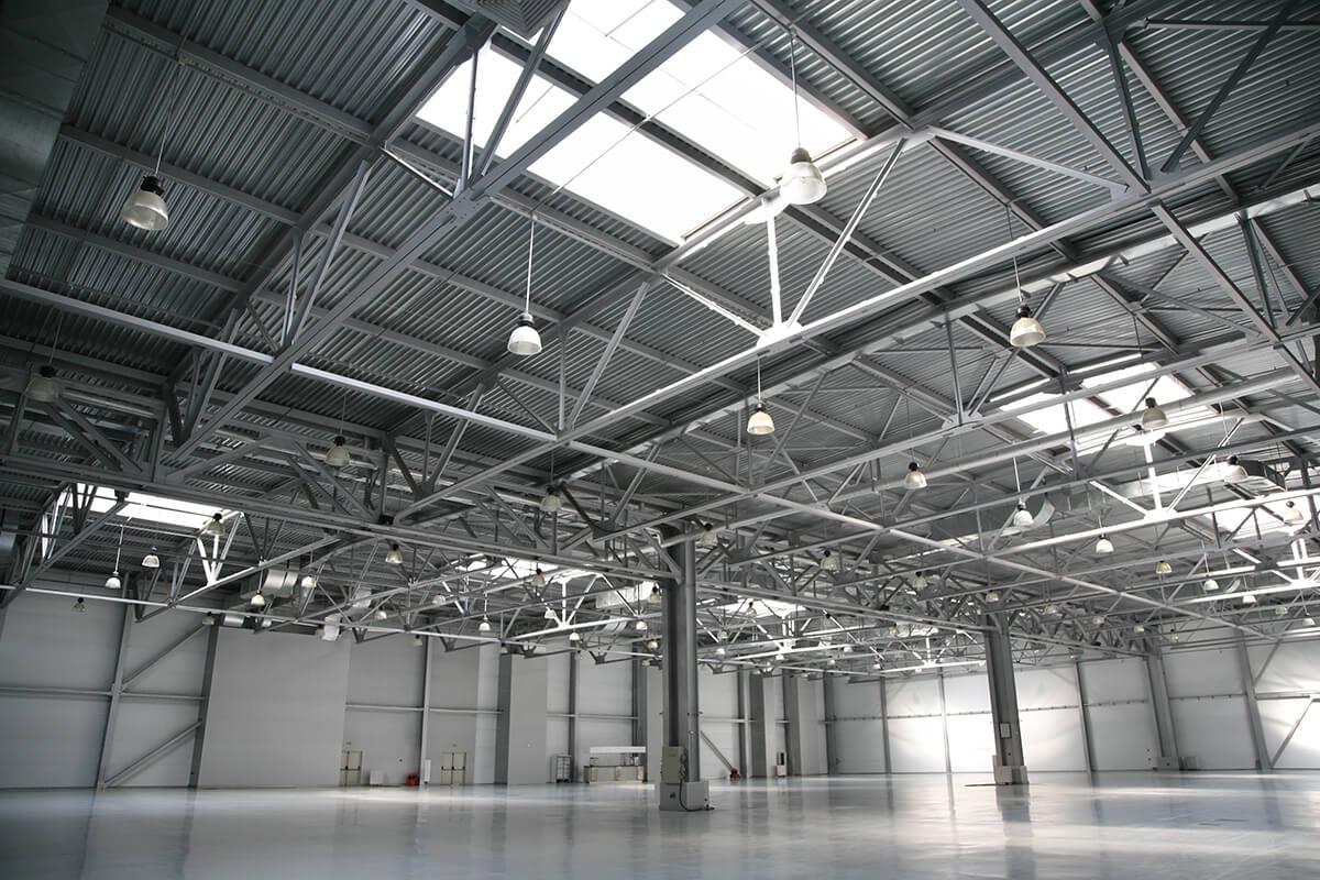 dostawa i montaz konstrukcji stalowych - Commercecon