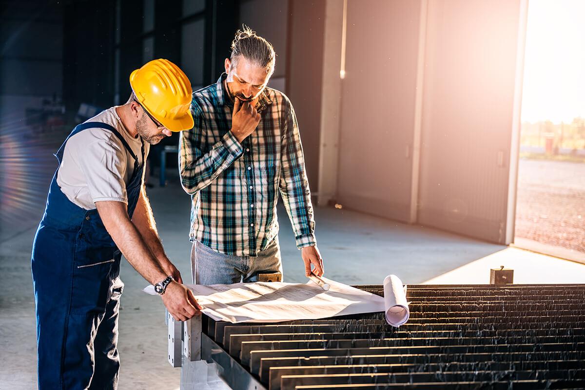 projektowanie i optymalizacja w budownictwie przemysłowym